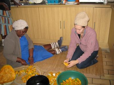 Jennifer in SA